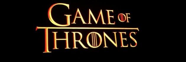 Game of Thrones Sneak Peak