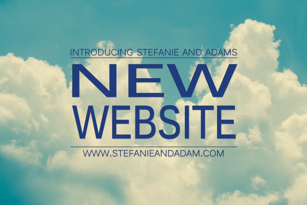 new site Welcome to our new site!