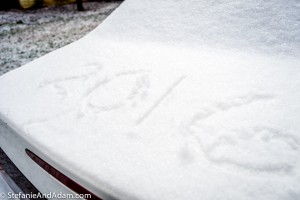 DSC 0333 300x200 Southern Snow Day!