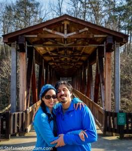 DSC 0446 263x300 Valentines Day Vickery Creek Hike!