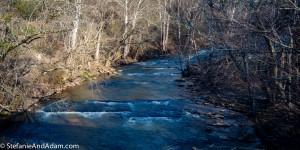 DSC 0478 300x150 Valentines Day Vickery Creek Hike!