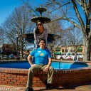 First signs of Spring in Marietta Square