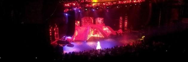 Nicki Minaj concert