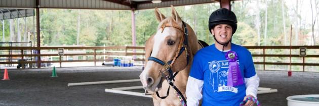 Horseback Riding Demo Day