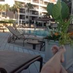 Poolside - Hilton Head
