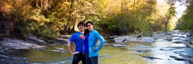 Sope Creek in the Fall